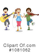 Band Clipart #1081062 by BNP Design Studio