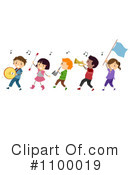 Band Clipart #1100019 by BNP Design Studio