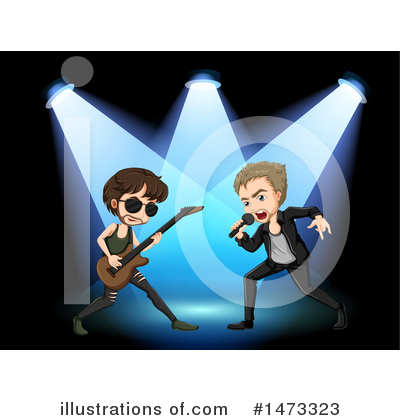 Guitar Clipart #1473323 by Graphics RF