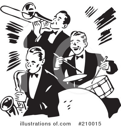 Music Band Clipart #210015 by BestVector