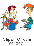 Band Clipart #440471