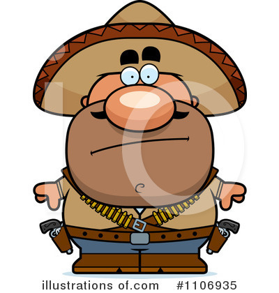 Outlaw Clipart #1106935 by Cory Thoman