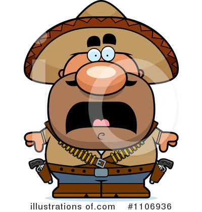 Outlaw Clipart #1106936 by Cory Thoman
