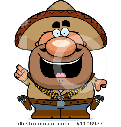 Outlaw Clipart #1106937 by Cory Thoman