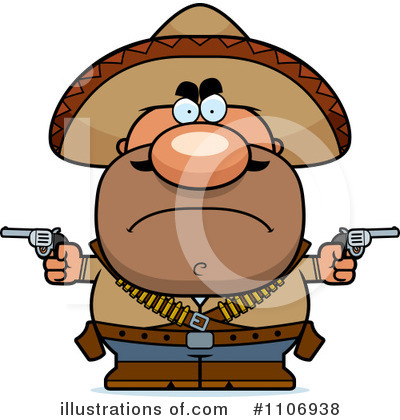 Outlaw Clipart #1106938 by Cory Thoman