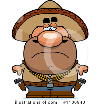 Outlaw Clipart #1106940 by Cory Thoman