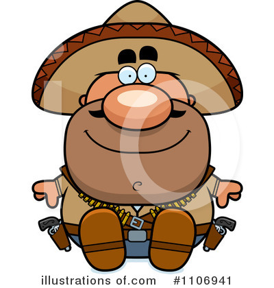 Outlaw Clipart #1106941 by Cory Thoman