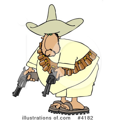 Mexican Clipart #4182 by djart