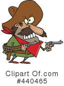 Royalty-Free (RF) bandito Clipart Illustration #440465