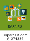 Banking Clipart #1274336 by Vector Tradition SM