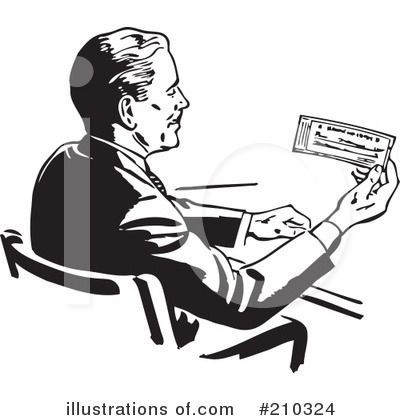 Finance Clipart #210324 by BestVector