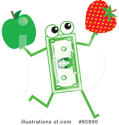 Banknote Character Clipart #65890 by Prawny