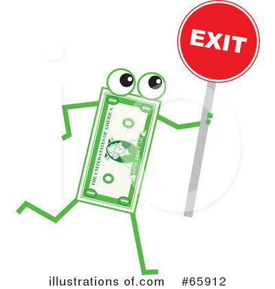 Banknote Character Clipart #65912 by Prawny