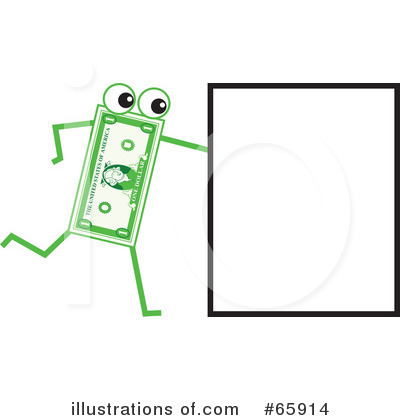 Banknote Character Clipart #65914 by Prawny