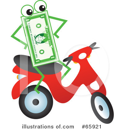 Banknote Character Clipart #65921 by Prawny