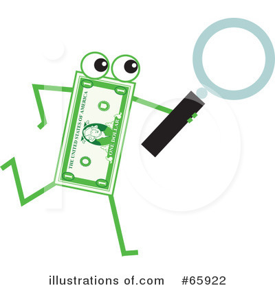Banknote Character Clipart #65922 by Prawny