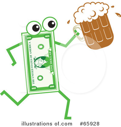 Banknote Character Clipart #65928 by Prawny