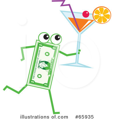 Banknote Character Clipart #65935 by Prawny