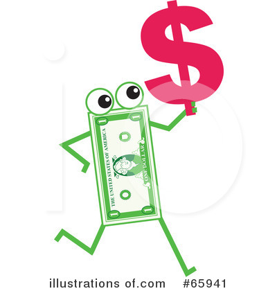 Banknote Character Clipart #65941 by Prawny