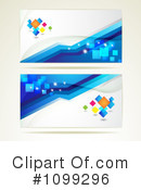 Royalty-Free (RF) Banners Clipart Illustration #1099296