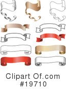 Banners Clipart #19710