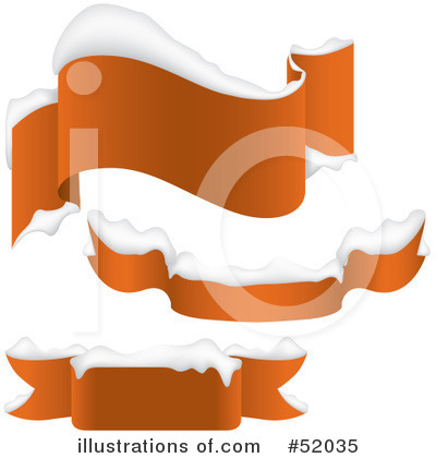 Royalty-Free (RF) Banners Clipart Illustration by dero - Stock Sample #52035