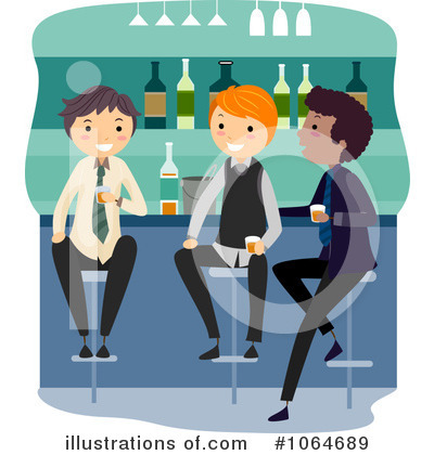 Bar Clipart #1064689 - Illustration by BNP Design Studio