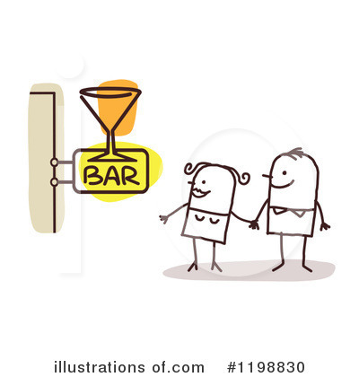 Bar Clipart #1198830 by NL shop