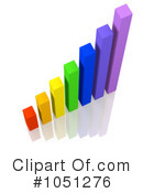Bar Graph Clipart #1051276 by ShazamImages