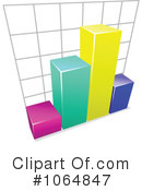 Bar Graph Clipart #1064847 by Vector Tradition SM