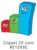 Bar Graph Clipart #212992
