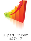 Bar Graph Clipart #27417