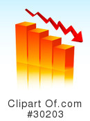 Bar Graph Clipart #30203 by KJ Pargeter