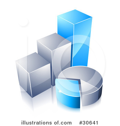 Bar Graph Clipart #30641 by beboy