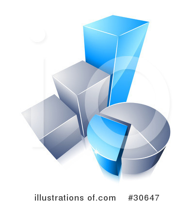 Bar Graph Clipart #30647 by beboy