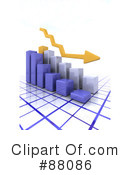 Bar Graph Clipart #88086 by KJ Pargeter