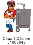 Barbecue Clipart #1603648 by LaffToon