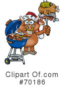 Barbecue Clipart #70186