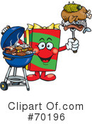 Barbecue Clipart #70196