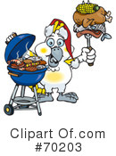 Barbecue Clipart #70203