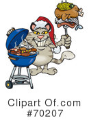 Barbecue Clipart #70207