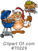 Barbecue Clipart #70229