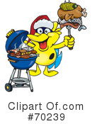 Barbecue Clipart #70239