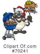 Barbecue Clipart #70241