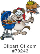 Barbecue Clipart #70243