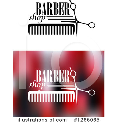 Barber Clipart #1266065 by Vector Tradition SM