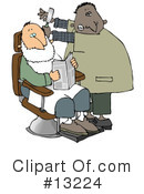 Barber Clipart #13224 by djart