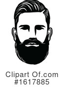 Barber Clipart #1617885 by Vector Tradition SM