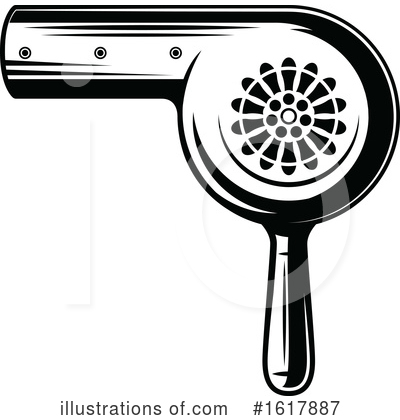 Barber Clipart #1617887 by Vector Tradition SM