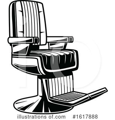 Barber Clipart #1617888 by Vector Tradition SM
